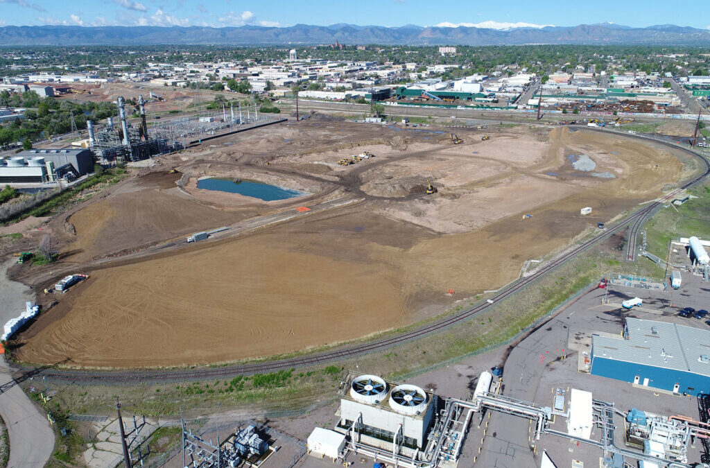 Arapahoe Station Coal Combustion Residual Pond Closure