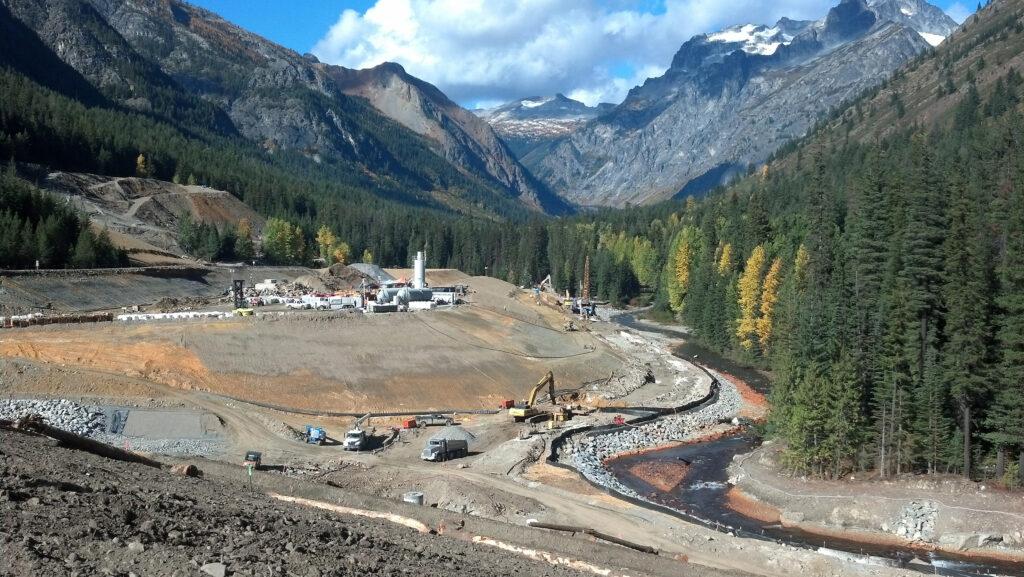 Legacy Copper Mine Remediation