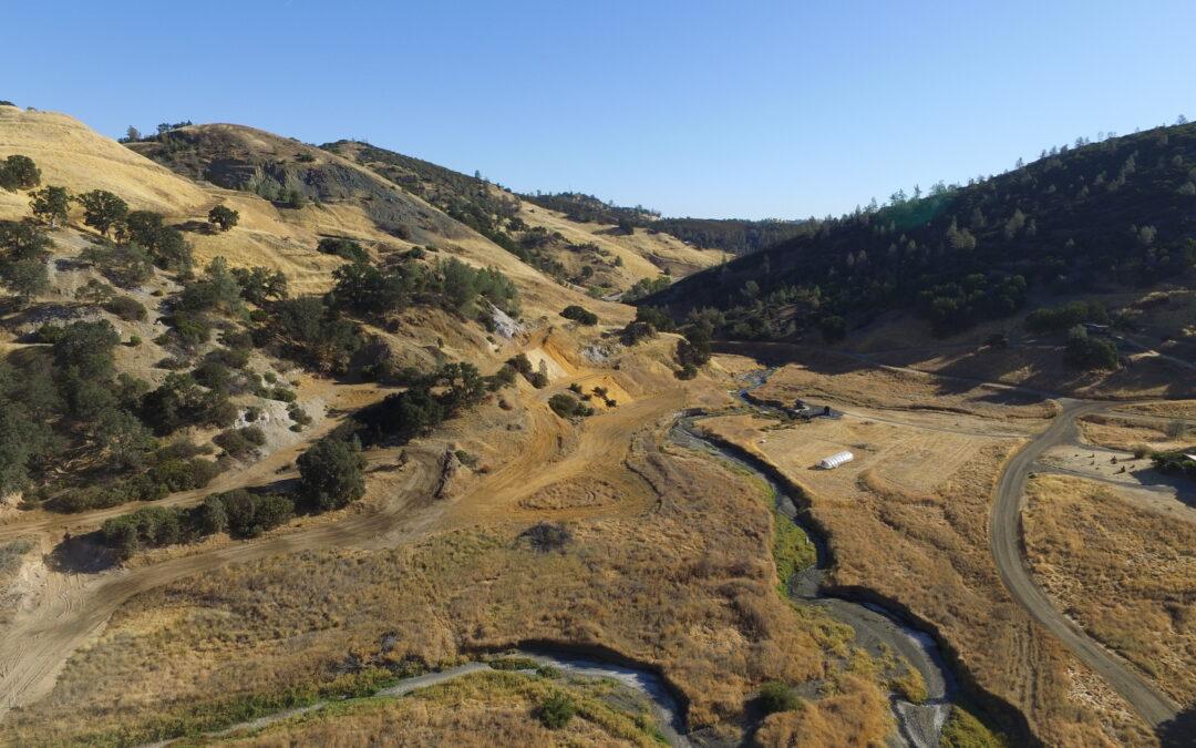 Sulphur Creek Mining Waste Removal