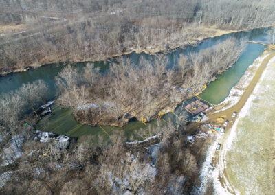 Kalamazoo River Superfund Site Sediment Removal