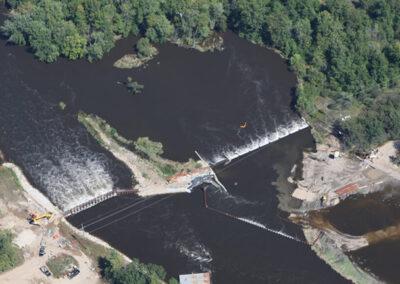 Plainwell Dam Emergency Response