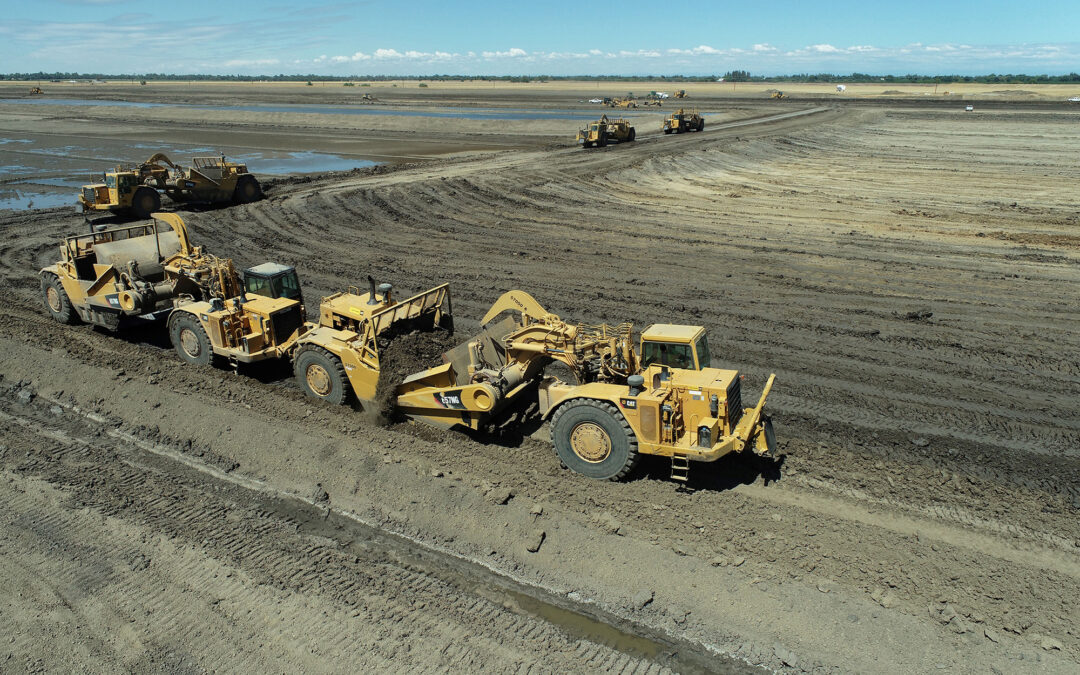 Forgen's Lower Elkhorn Basin Levee Setback Project Featured in Engineering News-Record Article